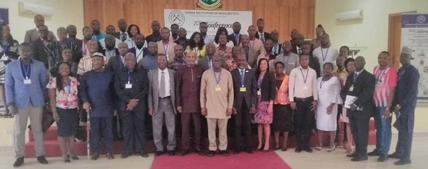 Ghana Institution of Geoscientists holds its 2019 Annual Conference at UMaT