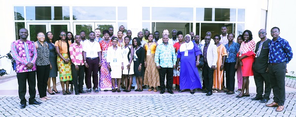 UMaT Hosts a West African Regional Training Workshop on  Artisanal and Small-Scale Mining