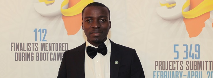Ghana's Kwame Ababio wins 2019 Flourish Prize for agricultural innovation